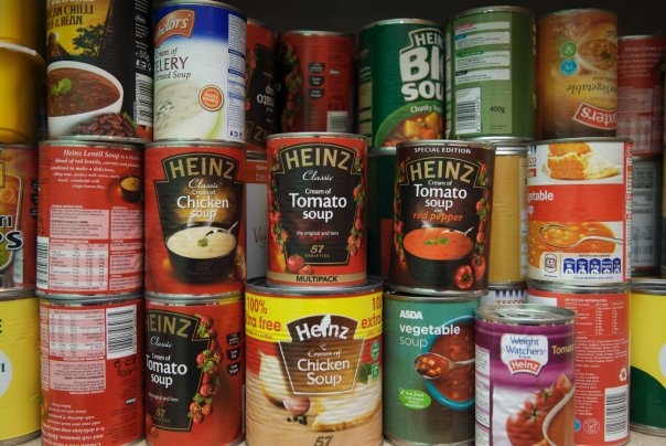 Food Donations - Thank you!